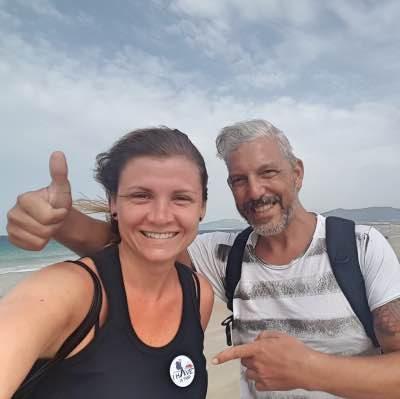 Silvia e Daniele - Tarifa - Spain