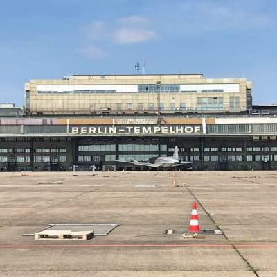 tempelhof airport Berlino