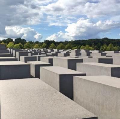 memoriale ebrei berlino
