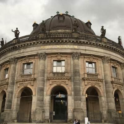 bode museum Berlino