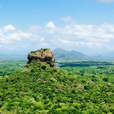 Sigiriya Sri Lanka Dambulla