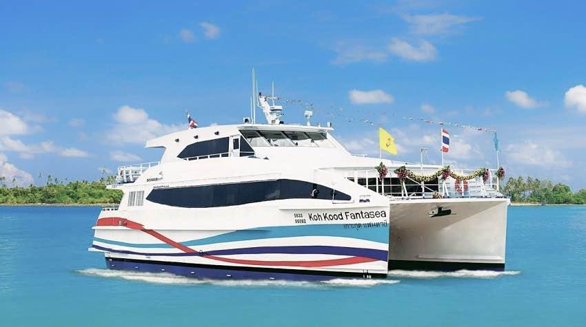 traghetto; nave; ferryboat;koh kood;