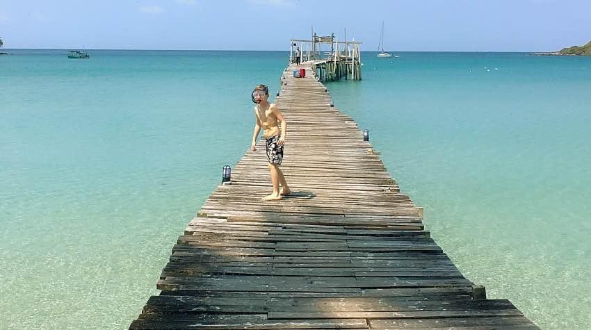 spiaggia; mare; koh kood;