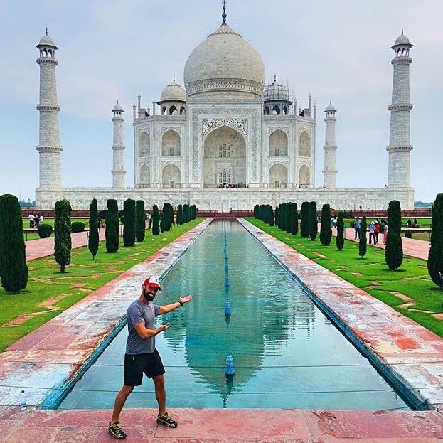 Eric Taj Mahal