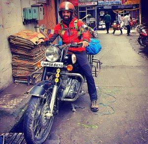 eric moto india